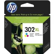 HP 302XL Ink Cartridge - Tri-colour